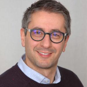 Antonio Cavallaro, Responsabile comunicazione esterna Rubbettino Editore tra gli Ospiti di Fege