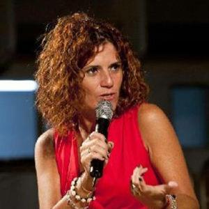 Emanuela Iatì, tra gli ospiti di Fege, festival dell'editoria, giornalismo e comunicazione