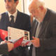 Gino Mirocle Crisci, Rettore dell'università della Calabria, Piero Muscari e Giovanni Greco