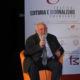 Gino Mirocle Crisci, rettore università della Calabria a Fege, incontri letterari