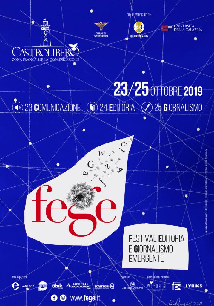 Fege - Manifesto di Cesare Berlingeri