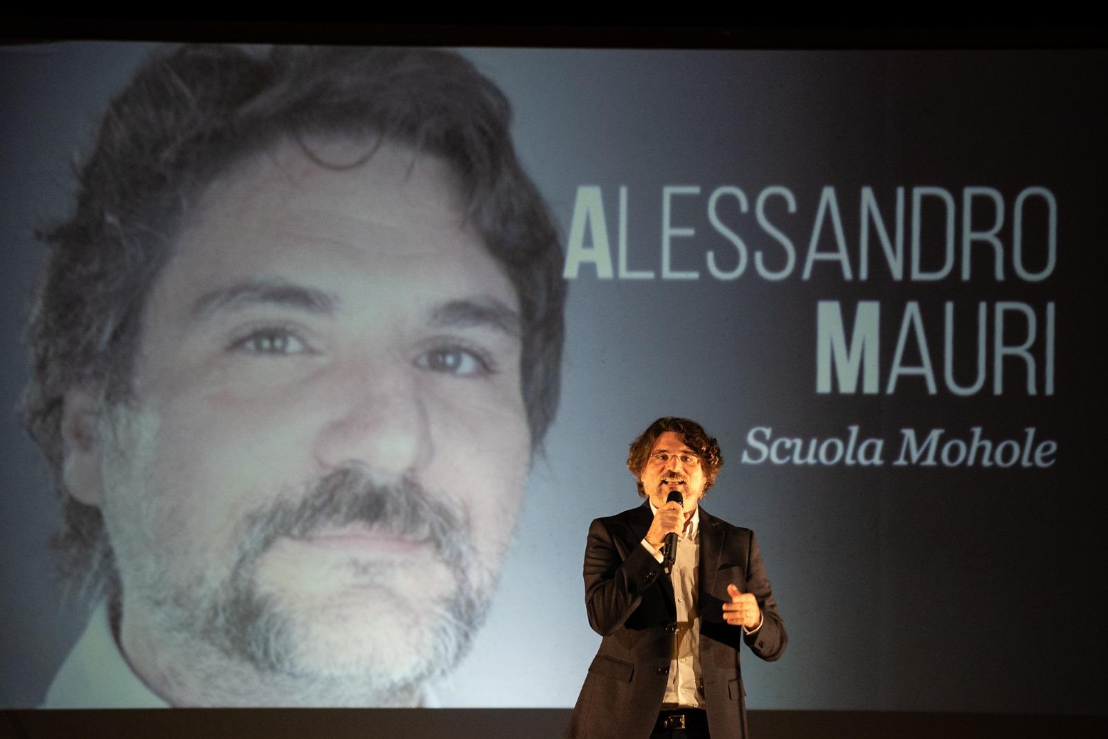 Workshop Comunicazione 2019 con Alessandro Mauri